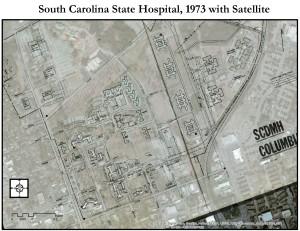 Version 1.0: 1973 Historic Map Overlaid onto Satellite Imagery