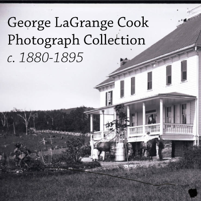 George LaGrange Cook Photograph Collection, c.1880-1895